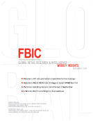 FBIC Global Retail Research Weekly Insights Nov.6