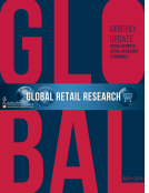 Global Retail Monthly Update August 2014