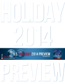Holiday 2014 Preview Sept. 2014