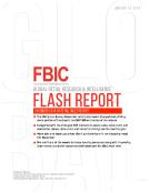 3 FBIC Global US Dec. Retail Sales Flash Report Jan. 14 8pm