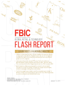 FBIC Global Flash Report on the Luxury Industry Jan.14 8pm