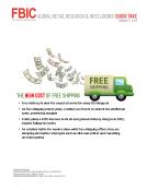 FBIC Global Quick Take on Free Shipping Jan. 7