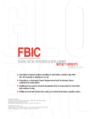 FBIC Global Retail Research Weekly Insights Dec.12.2014