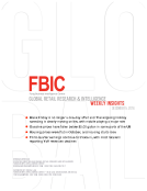 FBIC Global Retail Research Weekly Insights Dec. 6