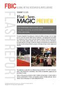 FBIC Global Retail Tech Flash Report Magic Preview 6pm