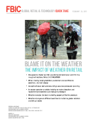 FBIC Global Retail Tech Quick Take on The Impact of Weather FINAL 2_26