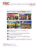 FBIC Global Retail Tech Quick Take on UK Pound Shops Feb. 5 FINAL