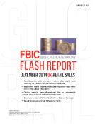 FBIC Global Retail Tech UK Retail Sales Report for Dec. 2014