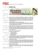FBIC Global Retail Tech Wearables TechCon Preview Mar. 8