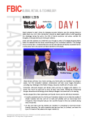 Flash Report from Retail Week Live Day 1