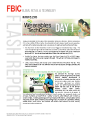 Flash Report from Wearables TechCon Day 1 Mar. 10