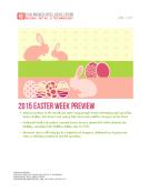 FBIC Global Retail Tech Quick Take on Easter 2015