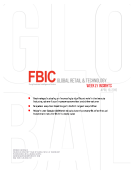 FBIC Global Retail Tech Research Weekly Insights Apr. 10