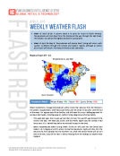 Weekly Weather Flash by FBIC Global Retail and Technology April 20 2015