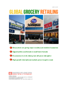 FBIC Featured Report on Global Grocery Retailng