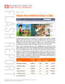 FBIC Global Retail Tech Flash Report Alibaba Aquires Shares of Zulily_May 14
