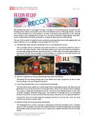 FBIC Global Retail Tech Report on Recon Recap 2015