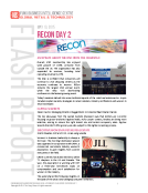 FBIC Global Retail & Technology Flash Report Icsc Recon Day 2