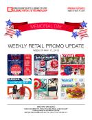 FBIC Retail Tech Promo Update May 17 (Memorial Day)