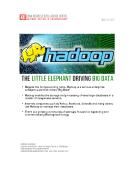 FBIC Retail Tech Quick Take on Hadoop May 12
