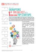 Disruptors Breakfast FBIC Global Retail Tech HK