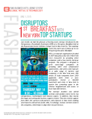 Disruptors Breakfast by FBIC Global Retail Tech NYC