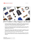 FBIC Global Retail Tech-Father's Day Retail Impact