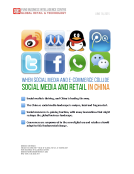 FBIC Global Retail Tech Report on Social Media in China