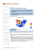 Weekly Weather Flash by FBIC Global Retail and Tech