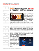 Alibaba Invests in Mei.com Flash Report by FBIC Global Retail Tech