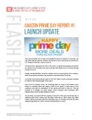 Amazon Prime Day 1 Flash Report by FBIC Global Retail Tech