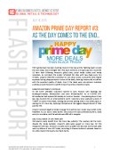 Amazon Prime Day Flash Report 3 by FBIC Global Retail Tech