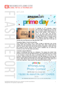 Amazon Prime Day by FBIC Global Retail and Tech