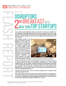 NYC 2nd Disruptors Breakfast by FBIC Global Retail Tech Jun 30, 2015