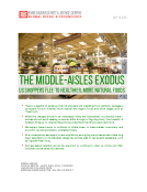 The Middle-Aisles Exodus Report by FBIC Retail Tech July 10