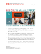 The Wearables Report by FBIC Global Retail Tech July 8 2014