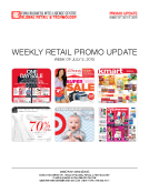 WEEKLY PROMO JULY 5