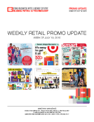 WEEKLY PROMO UPDATE by FBIC Retail Tech JULY 19
