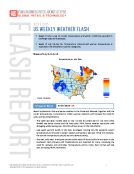 Weekly Weather Flash by FBIC Global Retail Tech July 7th