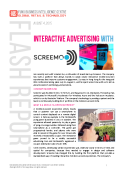 Flash Report on Screemo by FBIC Global Retail Tech Aug. 2_2015