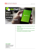 Wechat Mobile Payment by FBIC Global Retail Tech Aug. 26 2015
