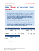 Weekly France Macroeconomic Update 8.12