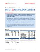 Weekly Macro Economics Update by FBIC Retail Tech Aug. 4 2015