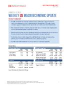 Weekly US Macroeconomic Update  8.12