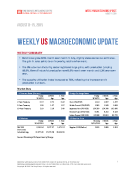 Weekly US Macroeconomic Update by FBIC Global Retail Tech 8.17.2015