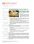 Flash Report on Morrisons New Direction by FBIC Global Retail and Tech Sept_16 2015