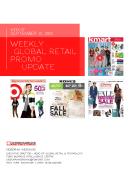 Weekly Retail Promo Update by FBIC Global Retail Tech Wk of Setp. 13 2015