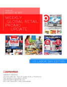 Weekly Retail Promo Update by FBIC Retail Tech week of Aug. 30 2015