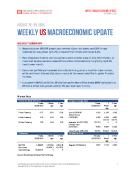 Weekly US Macro Update 9.1