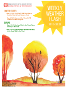Weekly Weather Flash by FBIC Global Retail Tech Sep 15